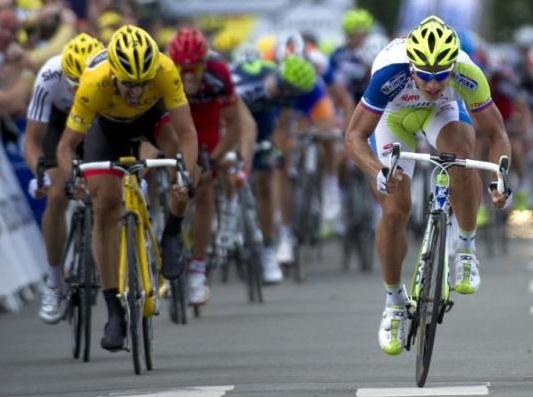 Stage 1 - Sagan Wins